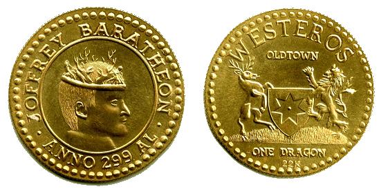 Joffrey%27nin Altın Ejderhası