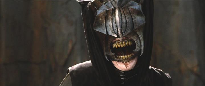 Sauron'un Ağzı