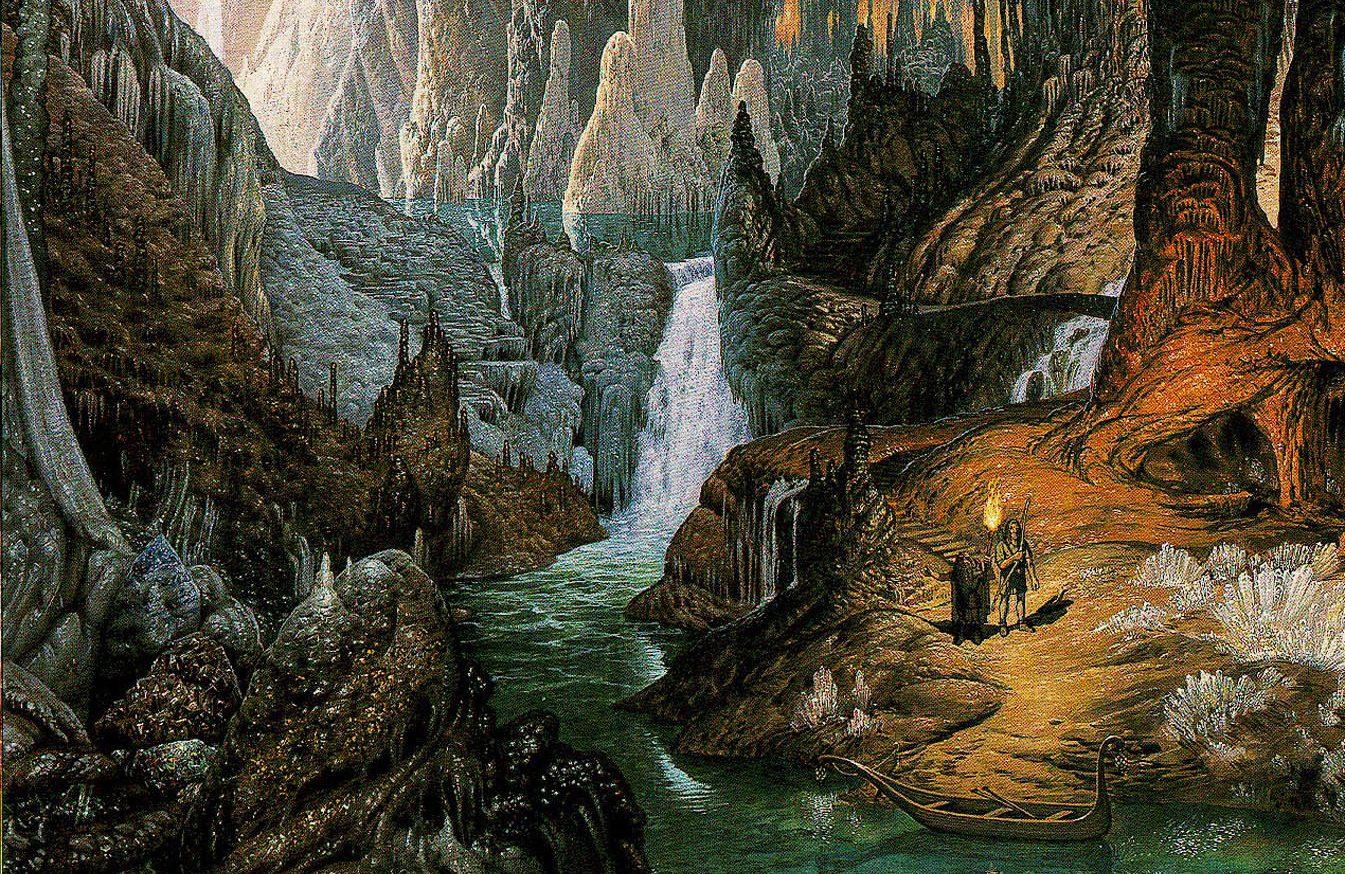 Картинки мира средиземья